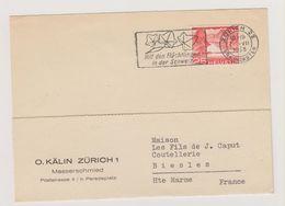 SUISSE - Zurich - Postage Meters