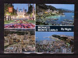 203g * MONTE-CARLO * BY NIGHT * IN 4 ANSICHTEN **!! - Monte-Carlo