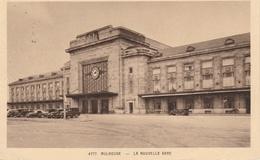 18 / 3 / 480   -   MULHOUSE  (  68 )   -  LA  NOUVELLE  GARE - Mulhouse