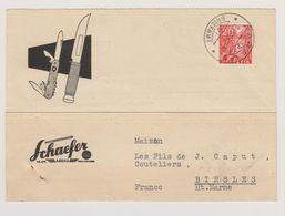 SUISSE - Aarau - Postage Meters