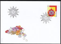 Switzerland 1999 / Christmas / FDC - FDC