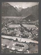 Interlaken - Gesamtansicht - Fotokarte Ohne Verlag - BE Berne
