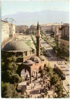 BULGARIA  SOFIA   Boulevard  G. Dimitrov  Tram  Tramway  Mosque  Moscha  Mosquée - Bulgaria
