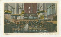 Workum; Interieur Herv. Kerk - Niet Gelopen. (L. S. Brandenburgh - Workum) - Workum