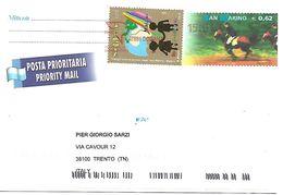 SM002 -SAN MARINO 2013 - INTERO POSTALE C73+832 - Interi Postali