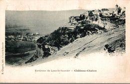 39 ENVIRONS DE LONS-LE-SAUNIER CHATEAU-CHALON - Lons Le Saunier