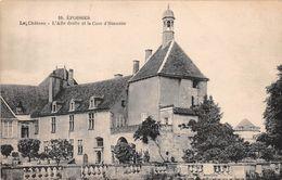 ¤¤  -  EPOISSES    -   Le Chateau  -  L'Aile Droite Et La Cour D'Honneur   -  ¤¤ - France