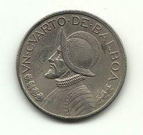 1983 - Panama 1/4 Balboa, - Panama