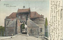 Bruges.  -  Porte Maréchale   -   1908 - Brugge