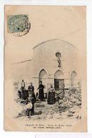 - CPA SIX-FOURS REYNIER (83) - Chapelle De Notre-Dame De Bonne Garde 1906 (avec Personnages) - - Six-Fours-les-Plages