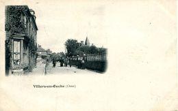 N°4047 A -cpa Villers En Ouche - - Francia