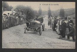 Circuit De La Sarthe  - Passerelle De St Calais ( La Sortie) - France