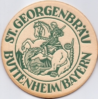 #D199-204 Viltje St.Georgenbräu - Sous-bocks
