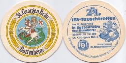 #D199-206 Viltje St.Georgenbräu - Sous-bocks
