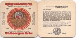 #D199-219 Viltje St.Georgenbräu - Sous-bocks