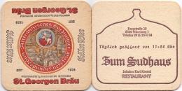 #D199-220 Viltje St.Georgenbräu - Sous-bocks