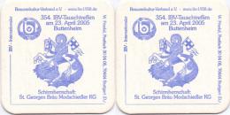 #D199-221 Viltje St.Georgenbräu - Sous-bocks