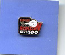 Bernard Bonzon - Club 100 - Gant De Boxe - Athletics