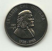 1989 - Cuba 1 Peso - Cuba