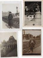 8 Photos Authentiques  -  LE  HAVRE  -  1931 - 1934 - Lieux