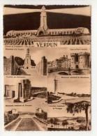 CP  10*15-T1491-VERDUN MULTIVUES - Verdun