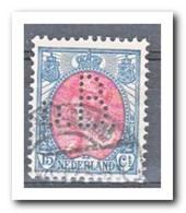 Nederland Firmaperforatie 134-1-1 D.B. - Nederland