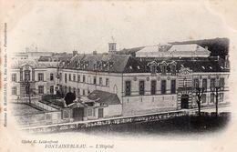FONTAINEBLEAU - L'Hôpital - Fontainebleau