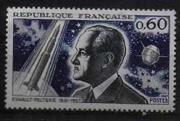 FRANCE    N°  1526  * *    Espace Fusée Robert Esnault Pelterie - Space