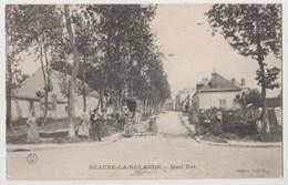 CPA BEAUME LA ROLANDE Mail Est - Beaune-la-Rolande