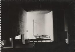 Ardèche : LE POUZIN : ( église  : Arch. Maurice Biny  ) - Le Pouzin