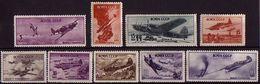 RUSSIA - UdSSR - 1946 - Avions - 9v ** - 1923-1991 URSS