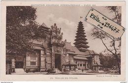 75 Paris - Cpa / Expo. Coloniale 1931 - Pavillon Des Pays-Bas. - Mostre