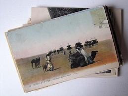 AFRIQUE - LOT DE 50 Anciennes Cartes Postales - Cartes Postales