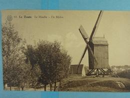 Le Zoute Le Moulin De Molen - Knokke