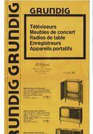 GRUNDING  DEPLIANTS PUBLICITAIRE - Publicidad
