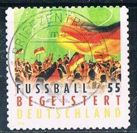 2012 Fussball Begeistert  (selbstklebend) - [7] République Fédérale