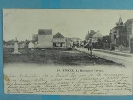 Knocke Le Monument Verwée - Knokke