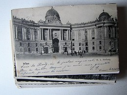 ALLEMAGNE ET AUTRICHE - LOT DE 50 Anciennes Cartes Postales - Ansichtskarten
