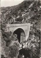 Ardèche : COLOMBIER-le-VIEUX : ( Le Pont Des étroits ) Photo Vérit. - Other Municipalities