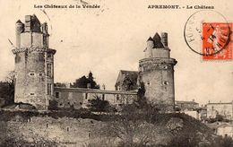 CPA APREMONT - LE CHATEAU - France