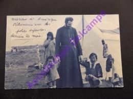 Mission D Amerique Laissez Venir à Moi Missionaire Avec Petits Enfants - Unclassified