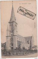 14 Houlgate - Cpa / L'Eglise. - Houlgate