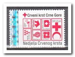 Montenegro 2015, Postfris MNH, Red Cross - Montenegro