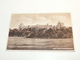 North Front, Windsor Castle, England, United Kingdom - Windsor Castle