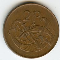 Irlande Ireland 2 Pence 1979 KM 21 - Irlande
