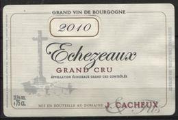 Echezeaux De 2010 De Jacques Cacheux - Bourgogne