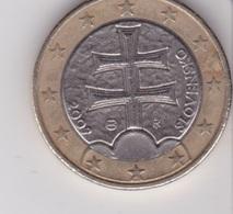 1 Euro 2009 - Slovaquie
