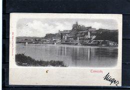 351-HUNGARY-SLOVAKIA 1900-POSTGARD -TRENCSÉN(TRENČÍN)- - Czechoslovakia