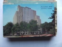 Canada Montral Laurentien Hotel - Montreal
