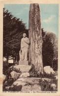 29 PLOZEVET  Le Monument Aux Morts - Plozevet
